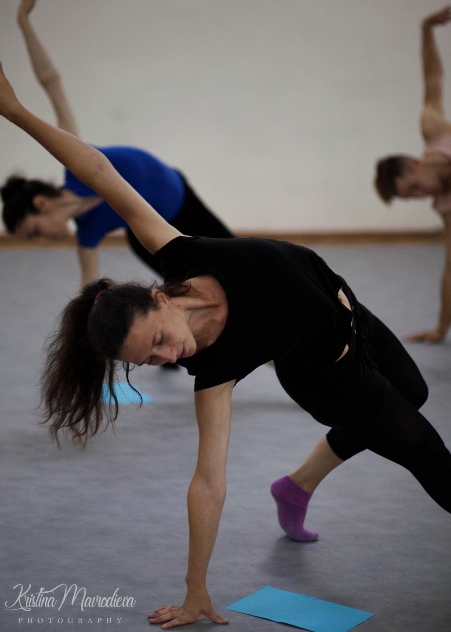 Танцови маршрути - Танцови ателиета